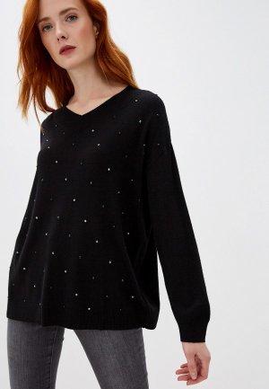 Пуловер Marina Sport x Rinaldi AFFRESCO. Цвет: черный
