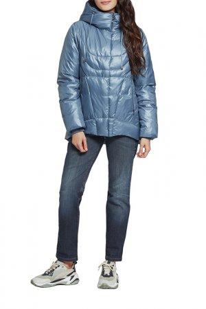 Куртка D`imma. Цвет: голубой