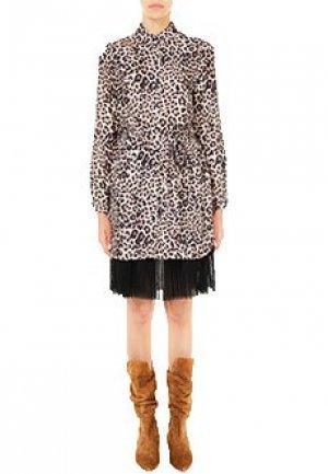 Платье LIU JO. Цвет: разноцветный