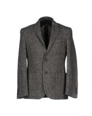 Пиджак AQUASCUTUM. Цвет: черный