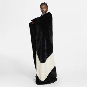 Одеяло из мягкого синтетического меха Sportswear Nike