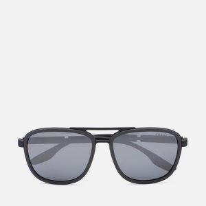Солнцезащитные очки 50XS-09O07H-3P Polarized Prada Linea Rossa. Цвет: серый