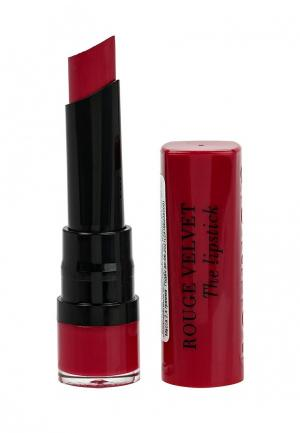 Помада Bourjois Rouge Velvet Stick Тон 09. Цвет: розовый