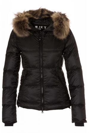 Куртка Jet Set. Цвет: черный