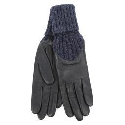 Перчатки CECILIA/AGN/W темно-синий AGNELLE