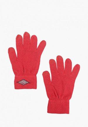 Перчатки Запорожец Heritage. Цвет: красный