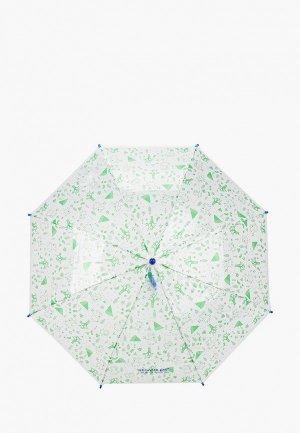 Зонт-трость Regatta Kids Umbrella. Цвет: прозрачный