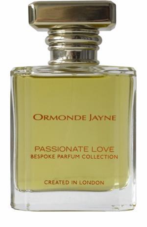 Духи Passionate Love Ormonde Jayne. Цвет: бесцветный