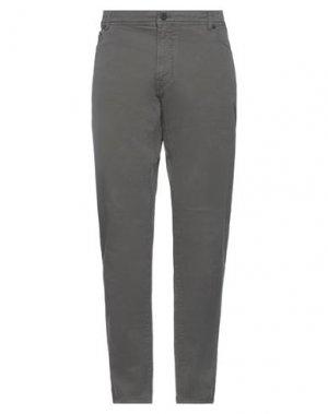 Повседневные брюки BROOKSFIELD. Цвет: хаки