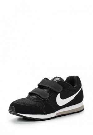 Кроссовки Nike BOYS MD RUNNER 2 (PS) PRE-SCHOOL SHOE. Цвет: черный