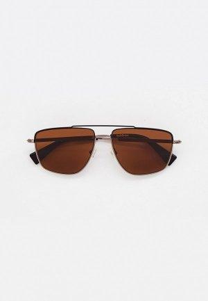 Очки солнцезащитные Baldinini BLD 2144 MM 403. Цвет: серебряный