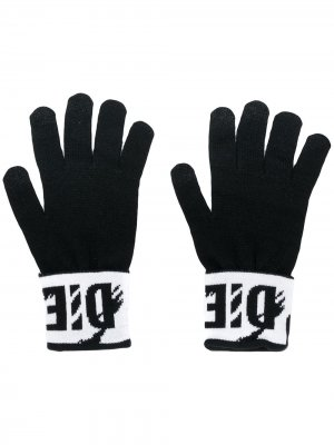 K-Screex gloves Diesel. Цвет: черный