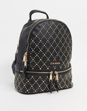 Черный рюкзак Steve Madden