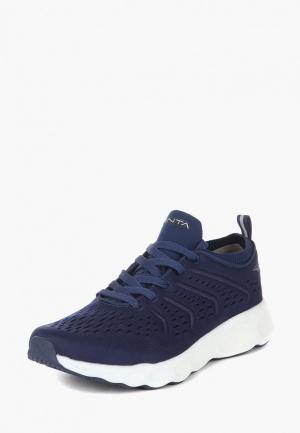 Кроссовки Anta Running Shoes A-FLASH FOAM. Цвет: синий