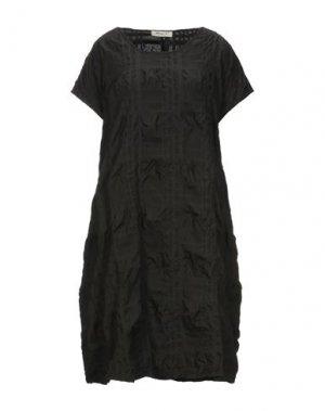 Короткое платье MAMA B.. Цвет: черный