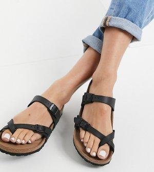Черные сандалии из искусственной кожи s Exclusive Mayari-Черный Birkenstock