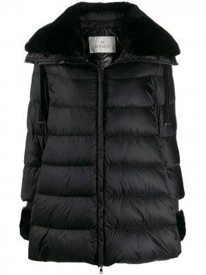 Куртка-пуховик Kelly Hetregò. Цвет: черный