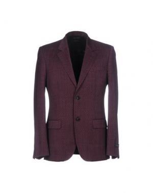 Пиджак MARC JACOBS. Цвет: баклажанный