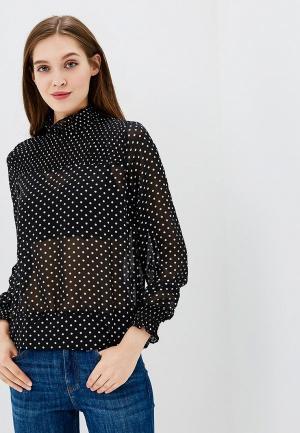 Блуза Deeluxe. Цвет: черный