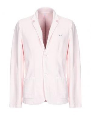 Пиджак SUN 68. Цвет: светло-розовый