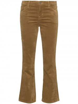 Расклешенные брюки bootcut J Brand. Цвет: нейтральные цвета