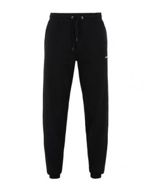 Повседневные брюки DEDICATED.. Цвет: черный