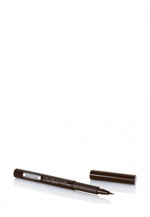Подводка для глаз Isadora Fine Liner Eye Stylo 02, 1,1 мл. Цвет: коричневый
