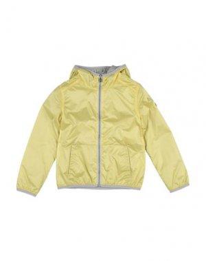 Куртка CANADIENS. Цвет: желтый