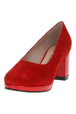 Туфли BALEX GRAND. Цвет: красный