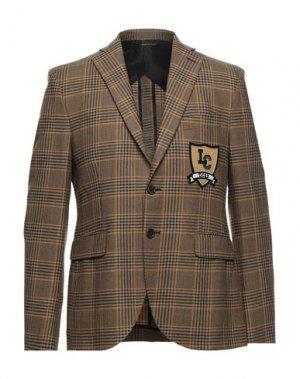 Пиджак LC23. Цвет: песочный