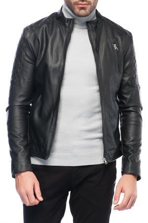Куртка Harrison. Цвет: черный