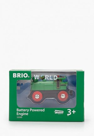 Игрушка интерактивная Brio Паровоз. Цвет: разноцветный