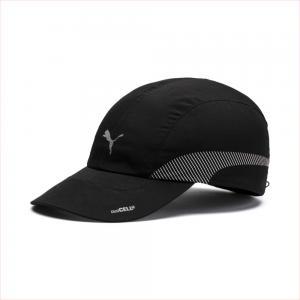 Кепка DuoCELL Running Cap III PUMA. Цвет: черный