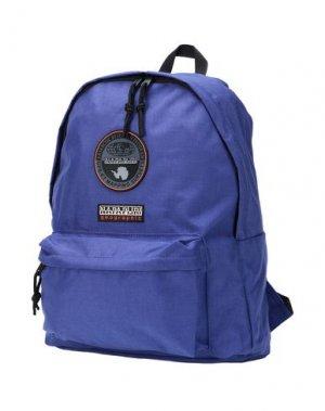 Рюкзаки и сумки на пояс NAPAPIJRI. Цвет: фиолетовый
