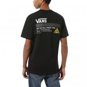 Футболка 66 Supply VANS. Цвет: черный