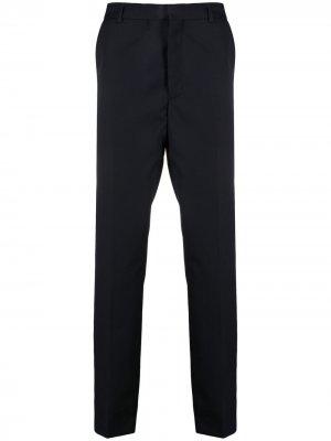 Зауженные брюки Massimo A.P.C.. Цвет: синий