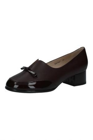 Туфли BALEX GRAND. Цвет: темно-бордовый