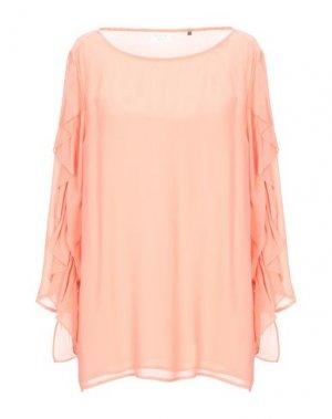 Блузка DAY BIRGER ET MIKKELSEN. Цвет: лососево-розовый