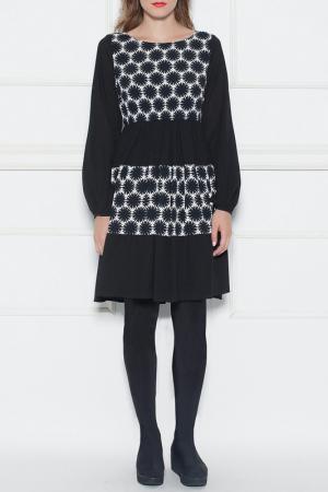 Платье Nissa. Цвет: multicolor