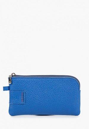 Ключница D.Morelli. Цвет: синий