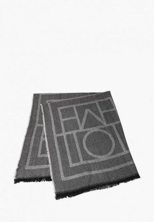 Палантин Foxtrot Платок-шаль. Цвет: серый