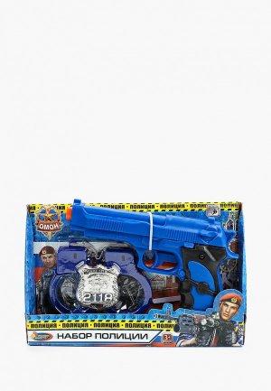 Набор игровой Играем Вместе «Полиция». Цвет: синий