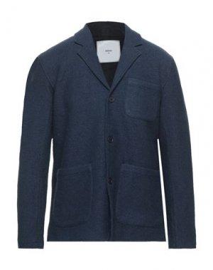 Пиджак MINIMUM. Цвет: синий