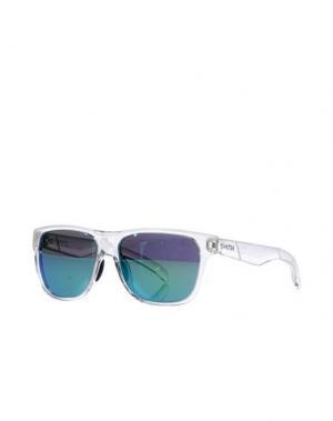 Солнечные очки SMITH. Цвет: прозрачный
