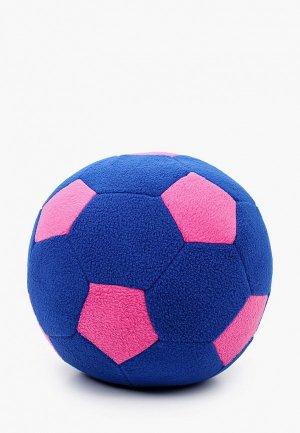 Игрушка мягкая Magic Bear Toys Мяч мягкий, 23 см.. Цвет: синий