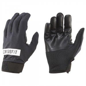 Перчатки CrossFit Grip Reebok. Цвет: black