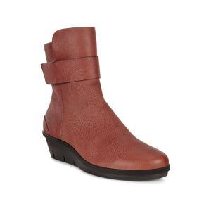 Ботинки высокие SKYLER ECCO. Цвет: коричневый