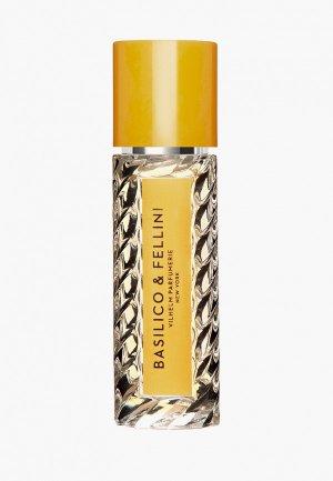 Парфюмерная вода Vilhelm Parfumerie New York BASILICO & FELLINI EDP, 20 мл. Цвет: прозрачный