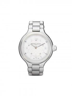 Наручные часы Horological Smartwatch Delight Notify 34 мм Frédérique Constant. Цвет: белый