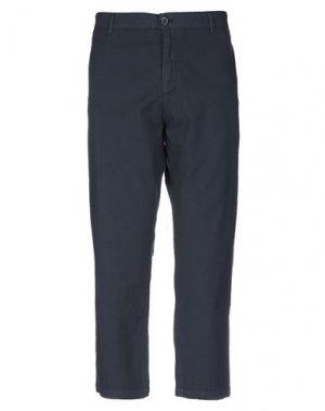 Повседневные брюки ELVINE. Цвет: стальной серый